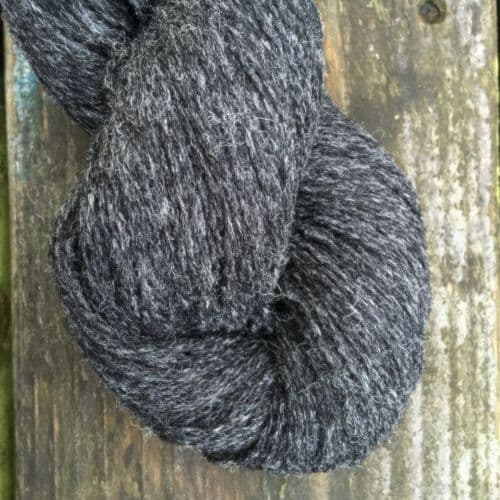 09 Charcoal 4ply