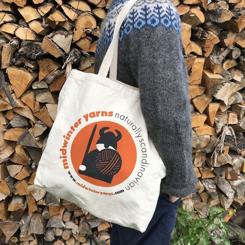 The Big Midwinter Tote