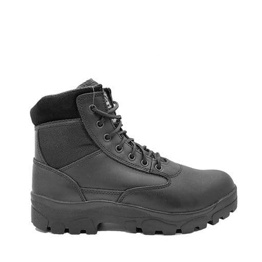 Cadet Combat Boot Black Short Leg BRAND NEW
