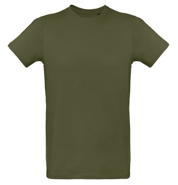 Cadet Premium Military Olive Green T-shirt 100% Cotton
