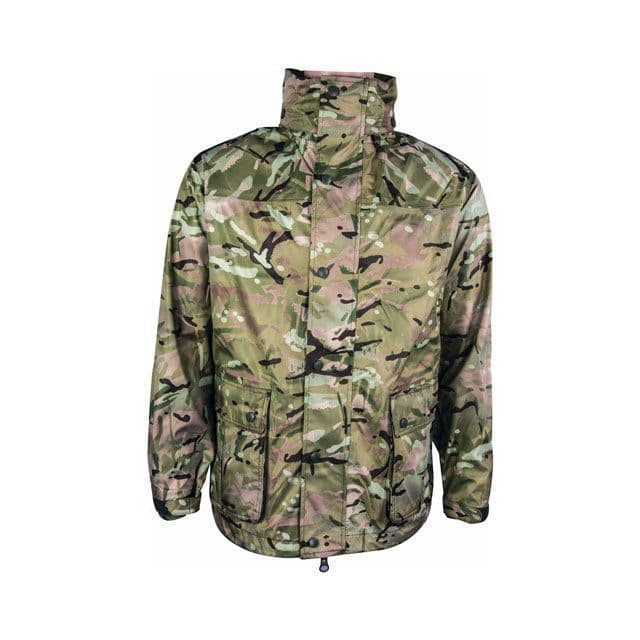 Highlander Tempest Cadet Waterproof Jacket Multi Terrain Camouflage BRAND NEW
