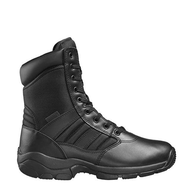 Magnum Panther Side Zip Boot Black 8.0