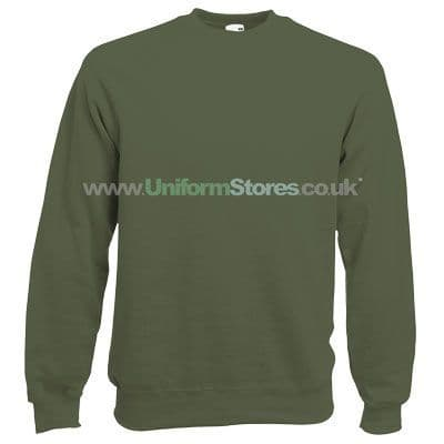 Olive Sweatshirt BRAND NEW