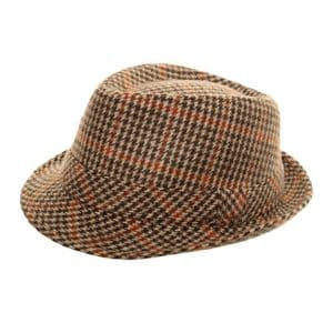 Tweed Country Trilby Hat - Assorted Tweed Trilby | Its My Hat