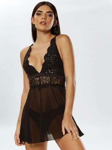 Fiercely Sexy Baby doll