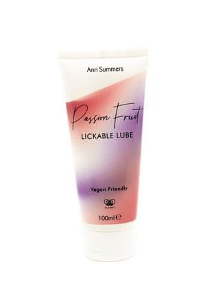 passion fruit lube 100ml