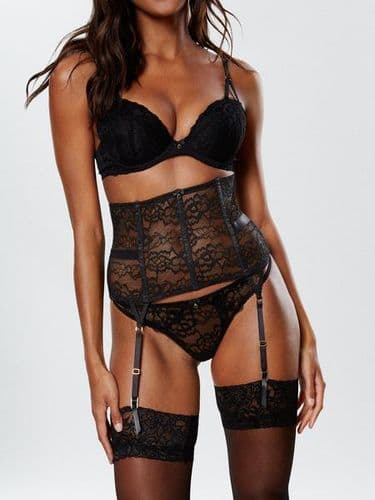 Sexy Lace Waspie