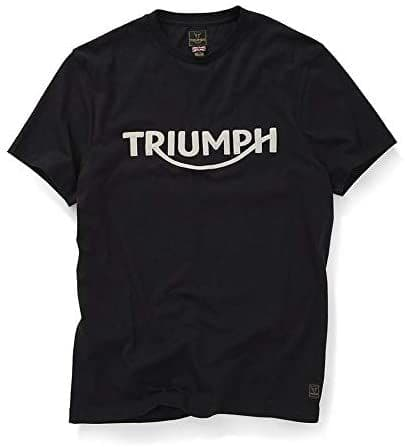 Bamburgh Black T-Shirt