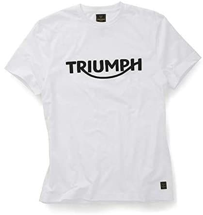 Bamburgh White T-Shirt