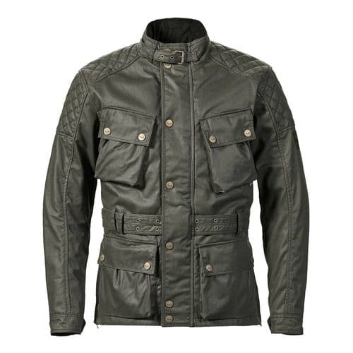 Beck 2 Waxed Jacket