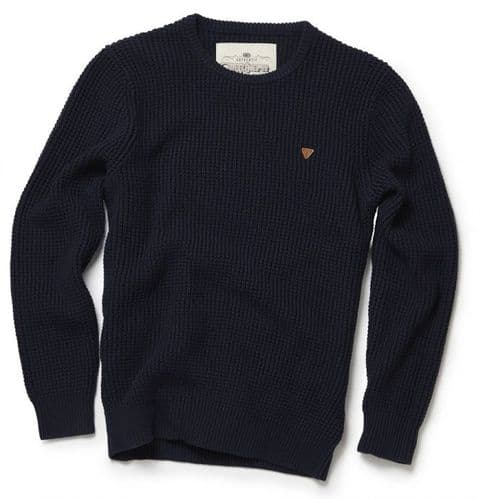 Fred Knitted Crew Neck
