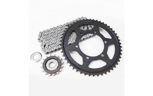 Genuine Triumph Chain and Sprocket Kit - T100, Street Twin, Street Scrambler, Street Cup