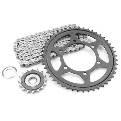 Genuine Triumph Chain & Sprocket Kit - Bonneville Bobber Black