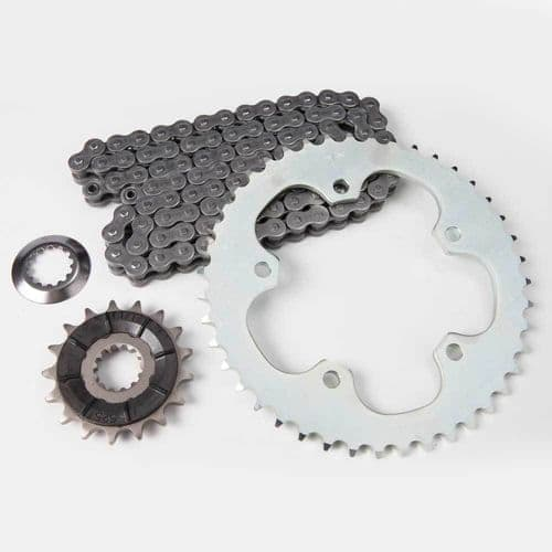 Genuine Triumph Chain & Sprocket Kit - Bonneville / Thruxton