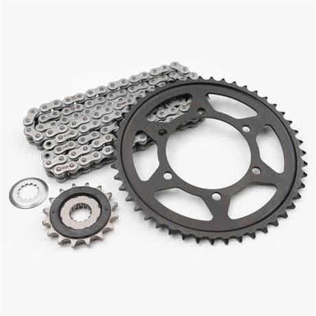 Genuine Triumph Chain & Sprocket Kit - Daytona 675