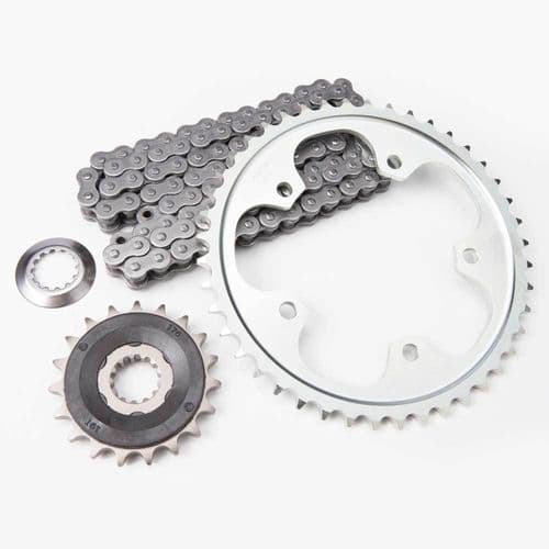 Genuine Triumph Chain & Sprocket Kit - Daytona 955i models, VIN 132513+
