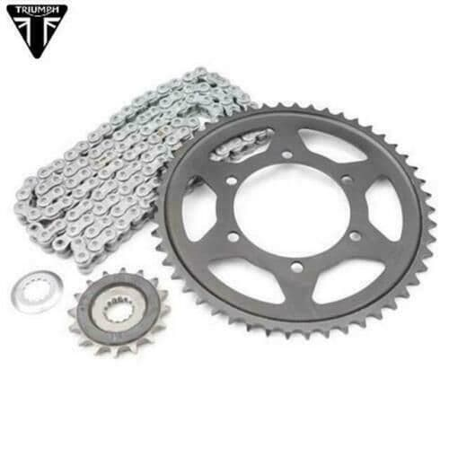 Genuine Triumph Chain & Sprocket Kit - Street Triple RS