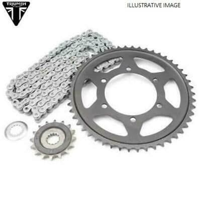 Genuine Triumph Chain & Sprocket Kit - Thruxton