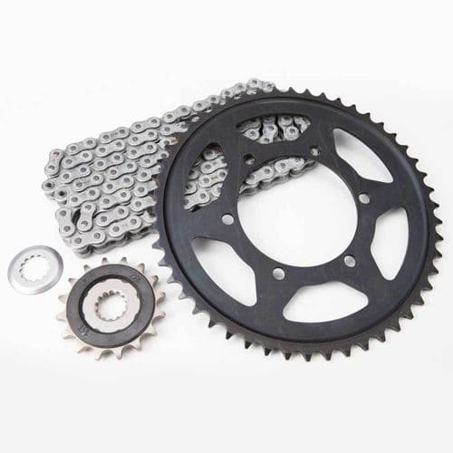 Genuine Triumph Chain & Sprocket Kit - Tiger 800 models
