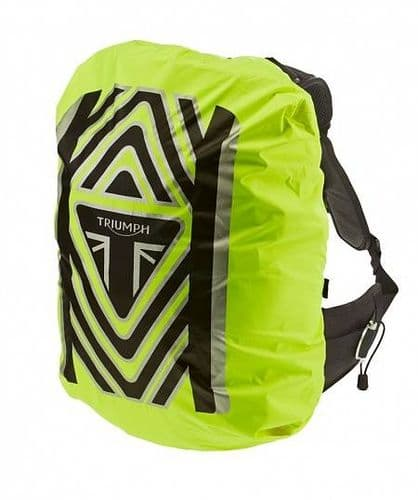 Hi Vis Back Pack Cover
