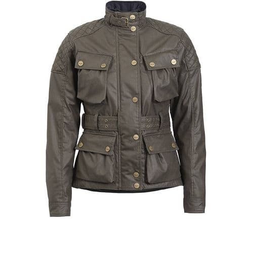 Ladies Beck Waxed Jacket