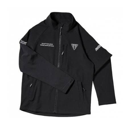 Moto 2  Soft Shell Jacket
