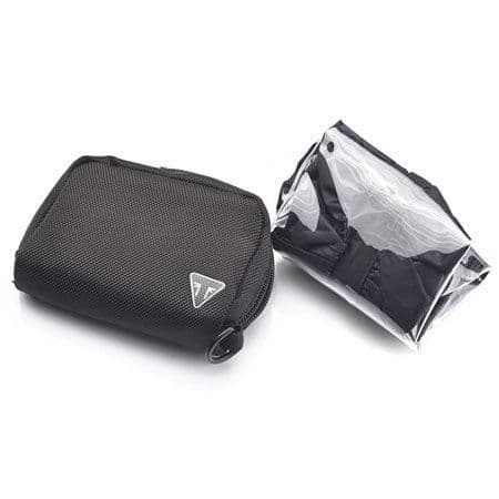 Street Twin - Pannier Bag Rain Cover and Pouch