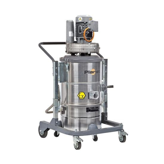 Atex + Health & Safety Vacuum Cleaners