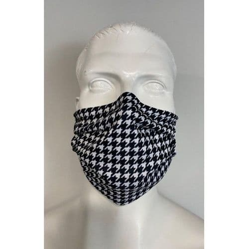 PV-19 Face Mask Covering - 10 Filters Included