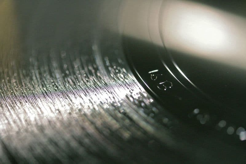One Off Vinyl Record Cutting