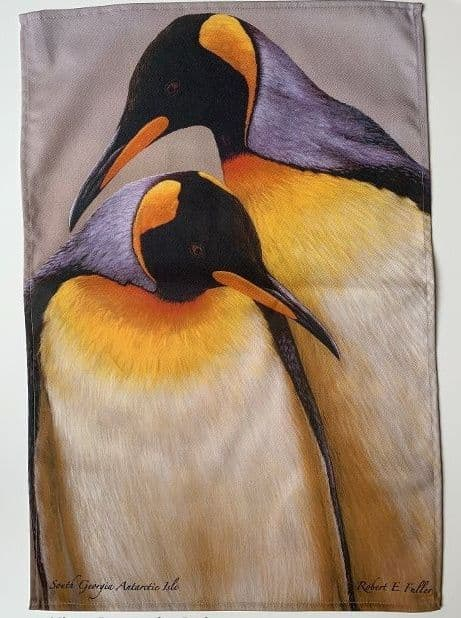 King Penguin T Towel