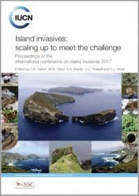 Proceedings of the international conference on island invasives 2017