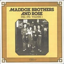 Maddox brothers and Rose - 1946-1951 Volume 1