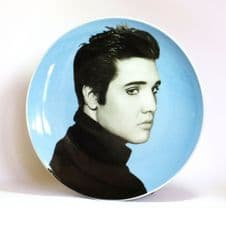 Regency Fine Arts Elvis  Collectors Plate