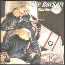 The Rockets - Stardust Rider c/w Go! Go! (Blue Vinyl)