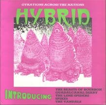 Various - Hybrid (Gyrations Across The Nations)