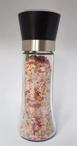 Rose Salt Mill (refillable)