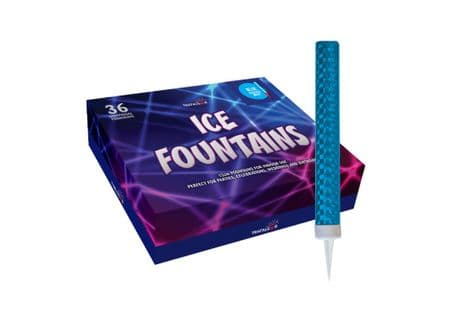 144 x Ice Fountains