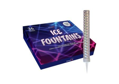 72 x Ice Fountains