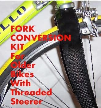 1 inch conversion kit: All you need to convert your bike