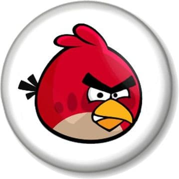 Angry Birds - Red Bird