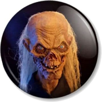 """Cryptkeeper 25mm 1"""" Pin Button Badge Tales from the Crypt Keeper Horror TV (1)"""