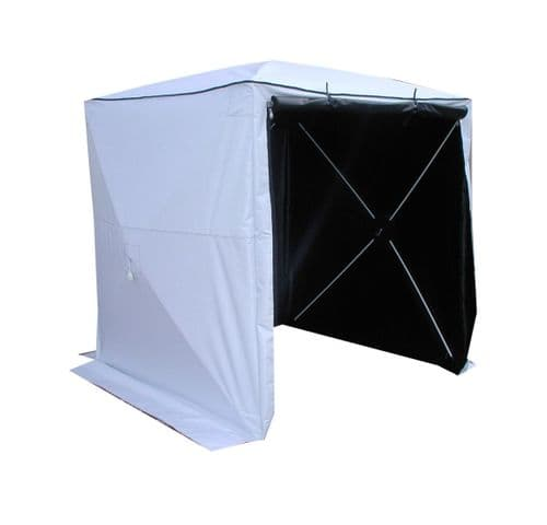 Sound and Film Production Darkened Environment Tent