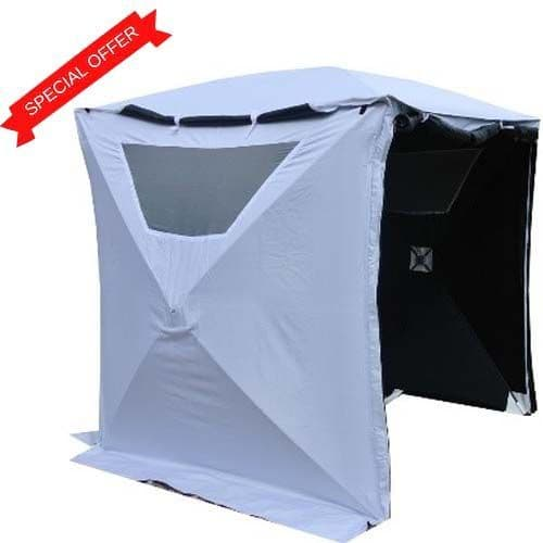 Speed Tent - Shaded Environment (UK Only)