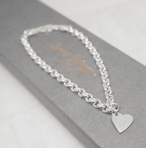 Personalised Bridesmaid Bracelet