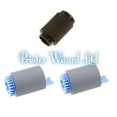 HP 2000 Sheet Feeder C4781A Paper Jam Repair Kit with fitting instructions