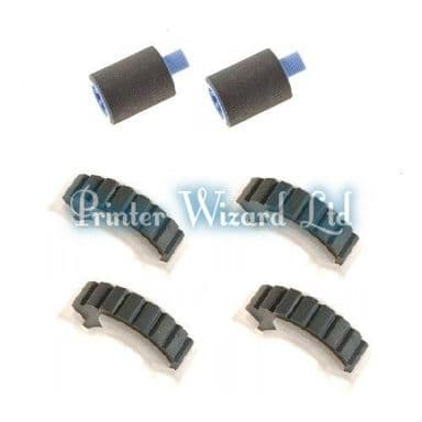 HP 500 Sheet Feeder C4082A Paper Jam Repair Kit with fitting instructions