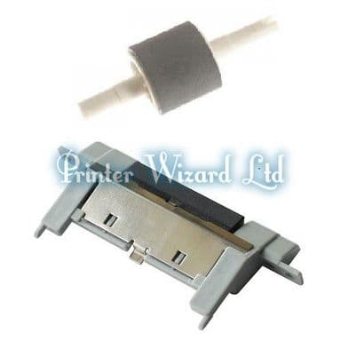 HP 500 Sheet Feeder Q5963A Paper Jam Repair Kit with fitting instructions