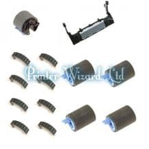 HP LaserJet 4100TN 4100DTN Paper Jam Repair Kit with fitting instructions