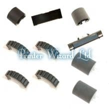 HP LaserJet 5100TN 5100DTN Paper Jam Repair Kit with fitting instructions